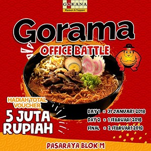 Office Battle Pasaraya Blok M