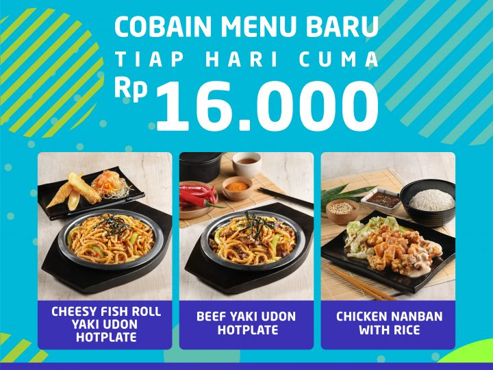Gokana x Go-Pay Promo New Menu